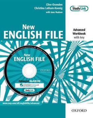 New English File Advanced Workbook & Mulit-Rom Pack
