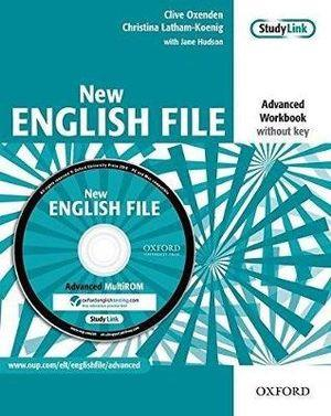 New English File Advanced Workbook (Without Key) and Multirom