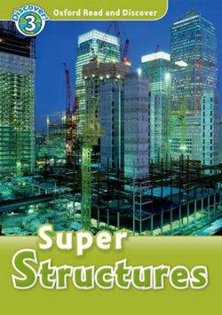Oxford Read and Discover 3 Super Structures Audio CD Pack