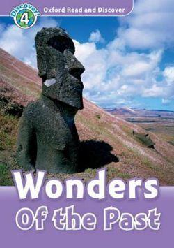 Oxford Read and Discover 4 Wonders of the Past Audio CD Pack