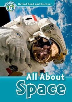 Oxford Read and Discover 6 All About Space Audio CD Pack