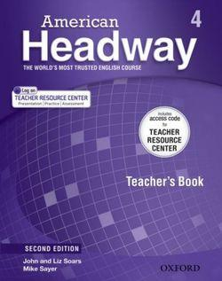 American Headway Level 4 Teacher's Pack