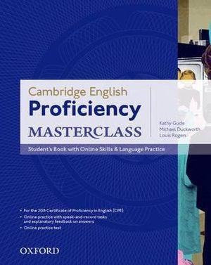 Cambridge English: Proficiency Master Student Book