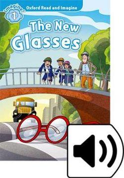 Oxford Read and Imagine: The New Glasses Audio CD Pack
