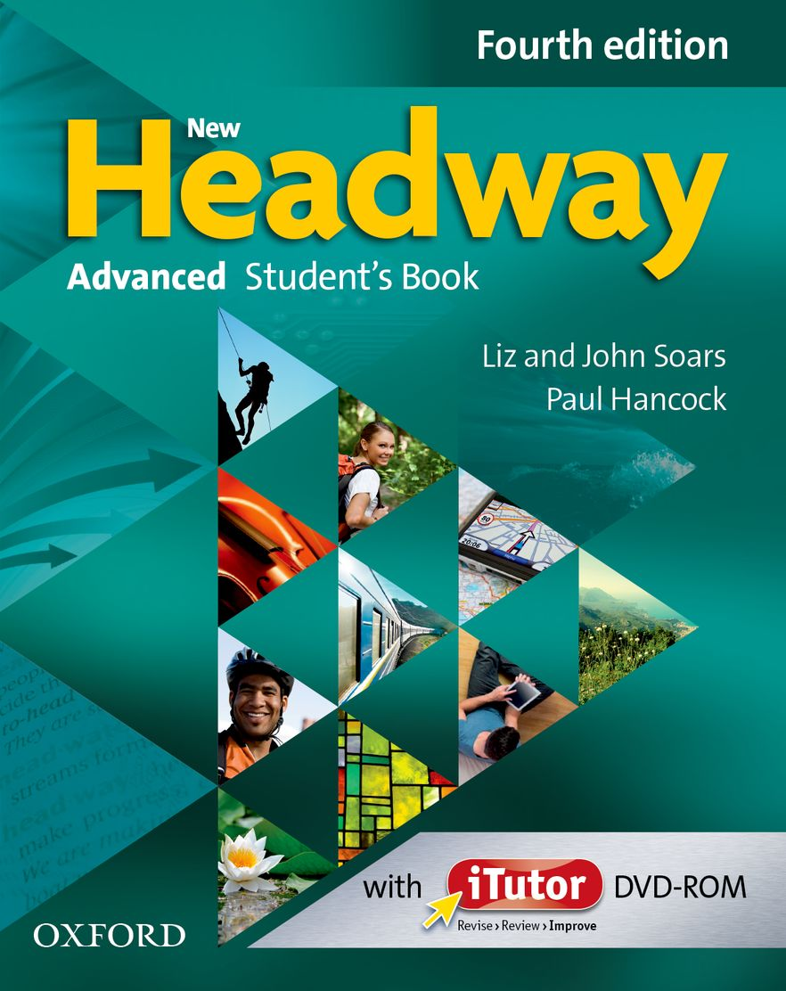 New Headway Advanced Student's Pack with iTutor DVD-ROM