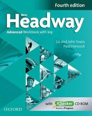 New Headway Advanced Workbook With Key and iChecker Pack