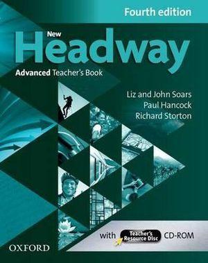 New Headway Advanced Teacher's Book & Teacher's Resource Disc