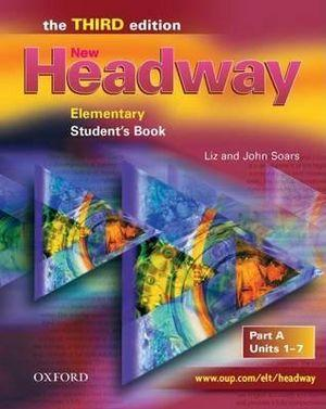 New Headway Elementary Student's Book A