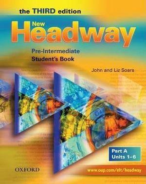 New Headway Pre-Intermediate Student's Book A