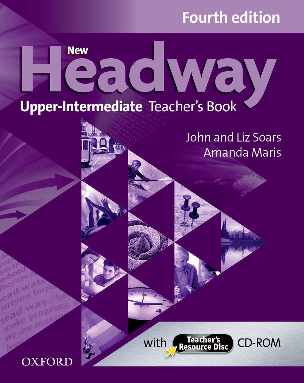New Headway Upper-Intermediate Teacher Book and Teacher Resource Disk