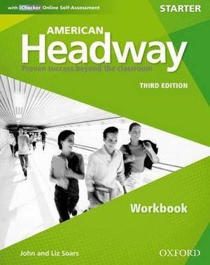 American Headway Starter Workbook/ichecker Pack