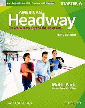 American Headway Starter A Multi Pack