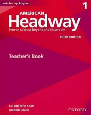 American Headway Teacher's Book