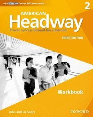American Headway 2 Workbook/ichecker Pack