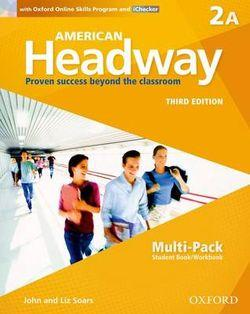 American Headway 2A Multi Pack