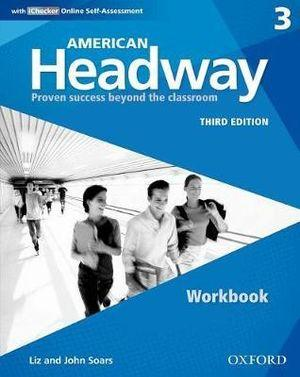 American Headway 3 Workbook & iChecker Pack