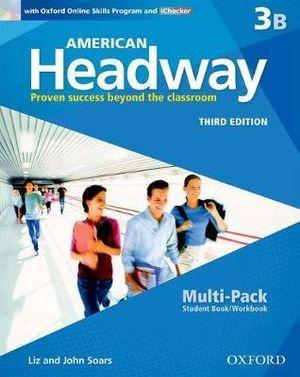 American Headway 3B Multi Pack