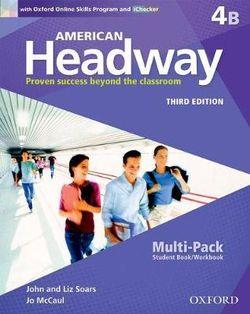 American Headway 4B Multi Pack
