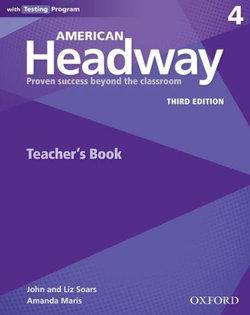 American Headway 4 Teacher's Book