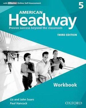 American Headway 5 Workbook & iChecker Pack