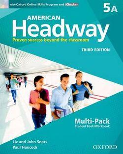 American Headway 5A Multi Pack