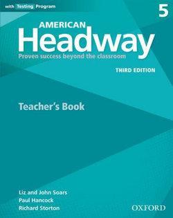 American Headway 5 Teacher's Book