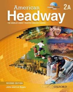 American Headway Level 2 Student Pack A