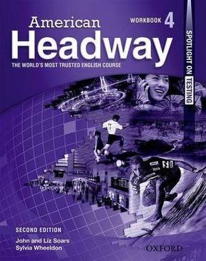 American Headway Level 4 Workbook