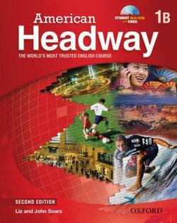 American Headway Level 1 Student Pack B