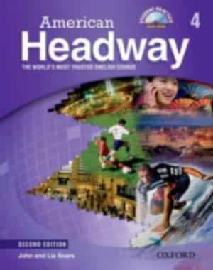 American Headway Level 4 Student Book With CD-Rom