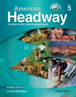American Headway Level 5 Student's Book with CD-ROM