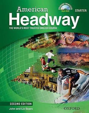 American Headway Starter Student Book and Audio CD Pack