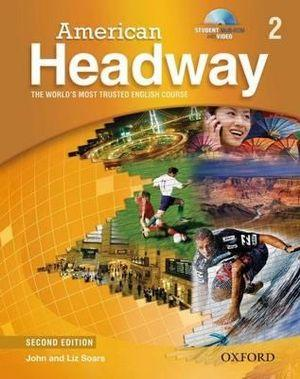 American Headway Level 2 Student Book and Audio CD Pack