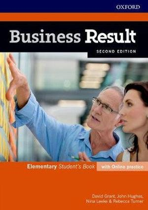 Business Result Elementary Students Book+dvd-rom+online Workbook Pack