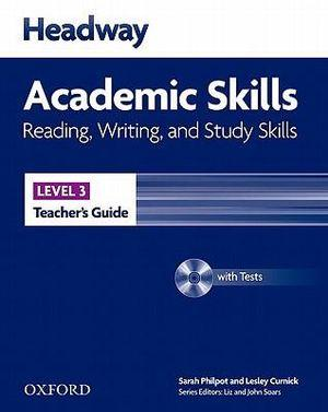 New Headway Academic Skills Reading and Writing Level 3 Teacher's Guide