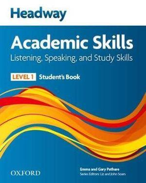 Headway Academic Skills 1 Listening, Speaking, and Study Skills