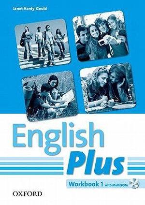 English Plus 1 Workbook with MultiROM pack