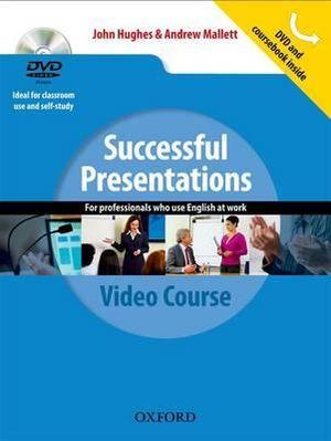 Business English for Presentations Student Book & DVD Pack