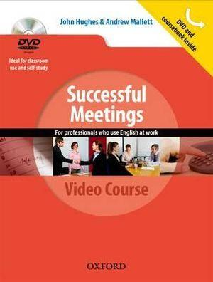Business English for Meetings Student Book & DVD Pack