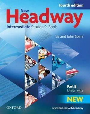 New Headway Intermediate Students Book B