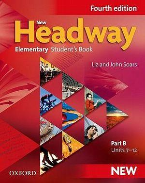 New Headway Elementary A1 - A2 Student's Book B