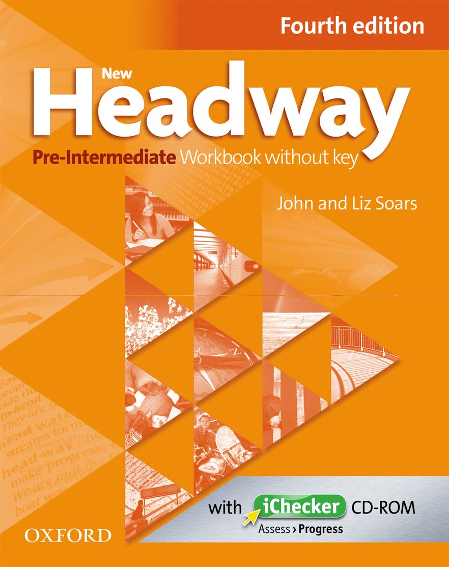 New Headway Pre Intermediate Workbook Without Key & Audio CD Pack