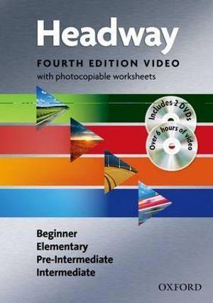 Headway Digital Elementary Pre-Intermediate & Intermediate DVD Pack