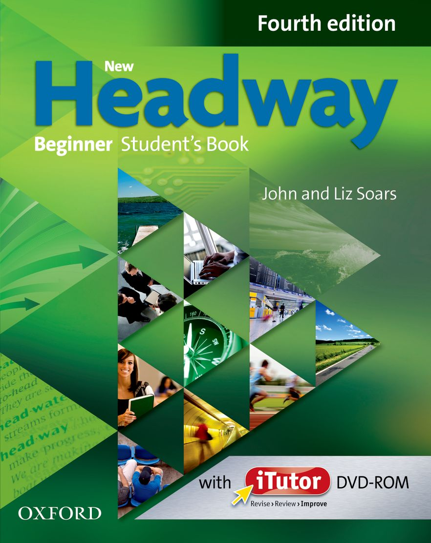 New Headway Beginner Student Book and iTutor Pack