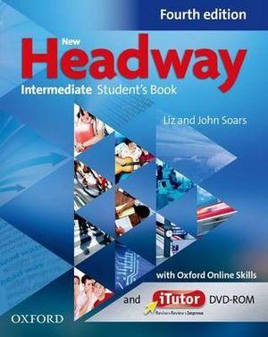 New Headway Intermediate Student's Book with iTutor and Oxford Online Skills