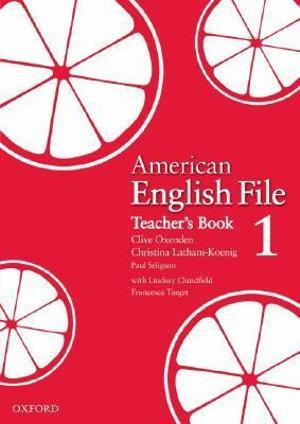 American English File Level 1 Teacher's Book