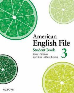 American English File Level 3 Student Book
