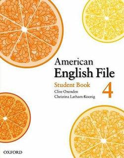 American English File Level 4 Student Book