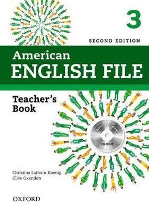 American English File: Level 3: Teachers Book Pack