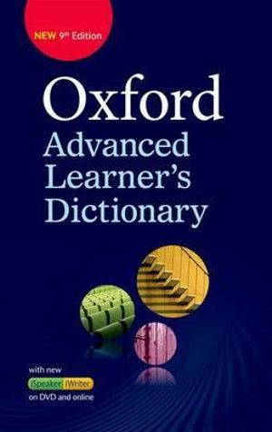 Oxford Advanced Learners Dictionary Hardback + DVD-ROM with online access